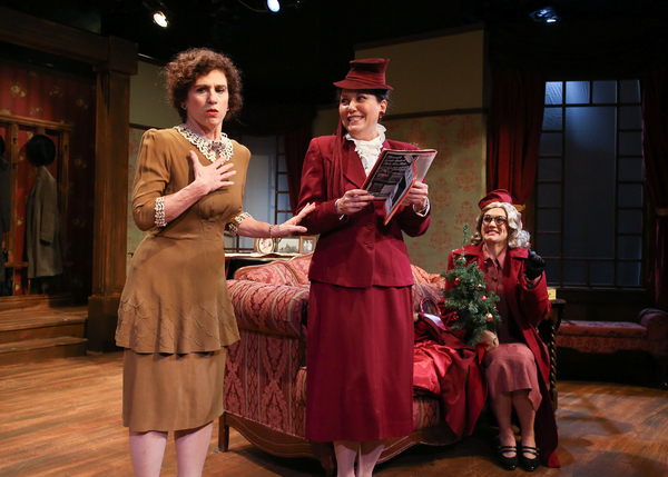 Photo Flash: First Look at Actors Co-op Theatre Company's THE MAN WHO CAME TO DINNER