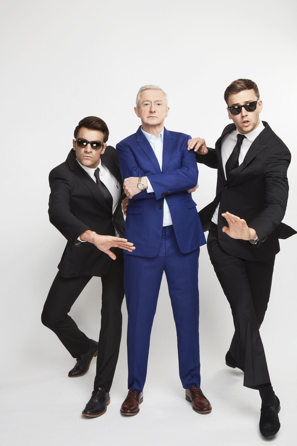 Photo Flash: Louis Walsh Joins Birmingham Rep's NATIVITY! THE MUSICAL
