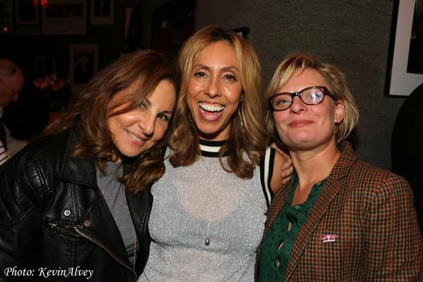 Kathy Najimy, Amanda Green, Martha Plimpton