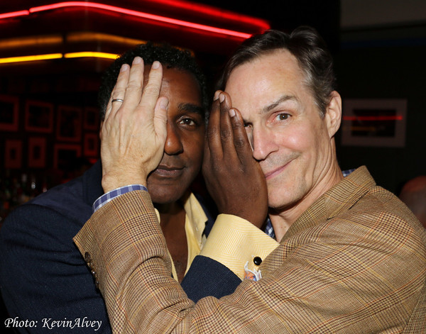 Norm Lewis, Howard McGillin