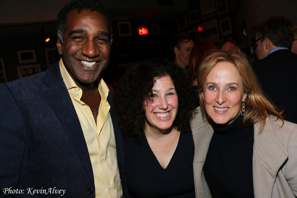 Photo Flash: Amanda Green Joins Norm Lewis, Jenn Colella, and More for Broadway at Birdland
