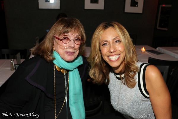 Phyllis Newman, Amanda Green
