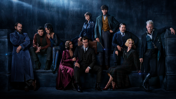 Photo Flash: First Look - Jude Law & More in FANTASTIC BEASTS: THE CRIMES OF GRINDELWALD