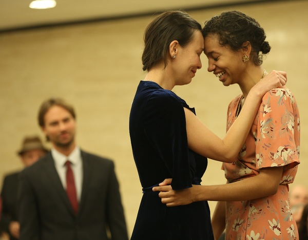 Photo Flash: First Look at The Public's Free Mobile Unit WINTER'S TALE