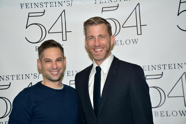 JV Mercanti (Director) and Benjamin Eakeley