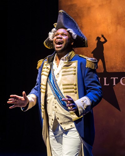 BWW Review: HAMILTON Who? SPAMILTON Reigns Supreme at the Kirk Douglas Theatre