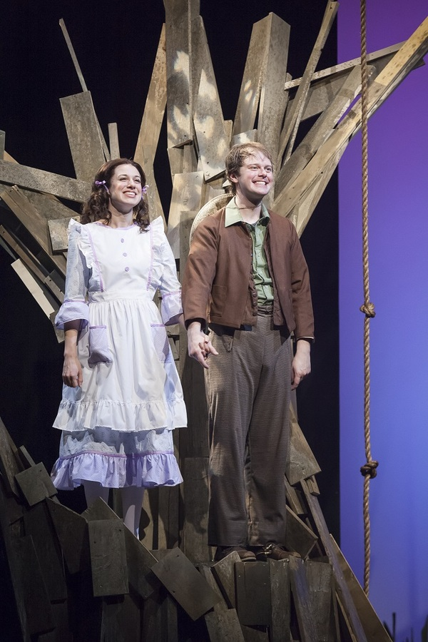 Photo Flash: Cincinnati Shakespeare Company Brings Families Adventure with TOM SAWYER this Holiday Season