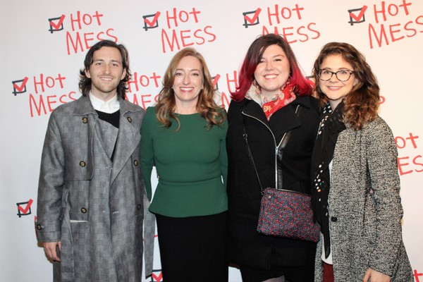 Photo Coverage: Inside Opening Night of HOT MESS at the Jerry Orbach Theatre
