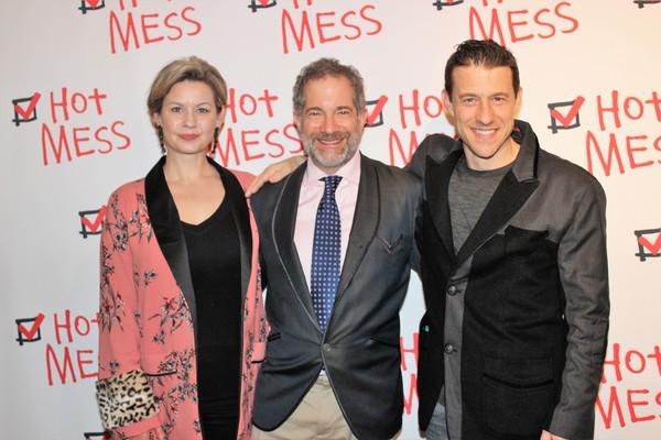 Colleen Crabtree, Jonathan Silverstein and Dan Rothenberg