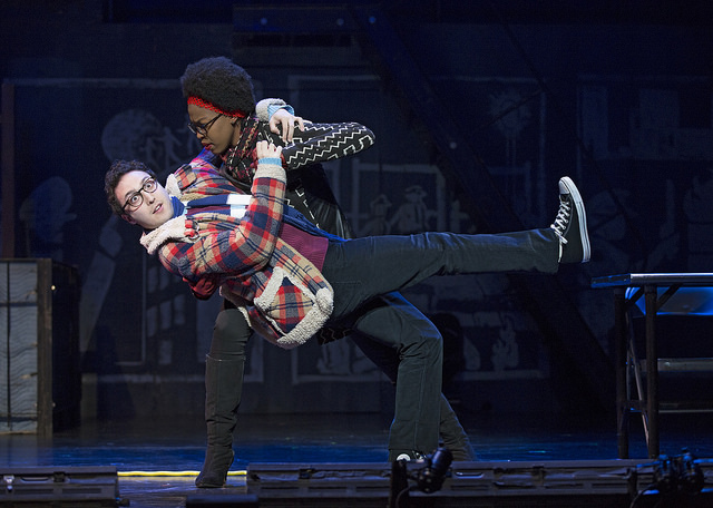 BWW Review: RENT's 20th Anniversary Tour Won't Disappoint Your Inner Renthead