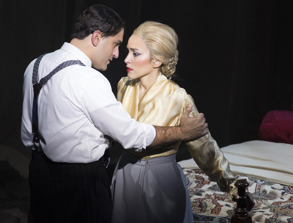 Photo Flash: Welcome to Buenos Aires! First Look at EVITA at Asolo Rep