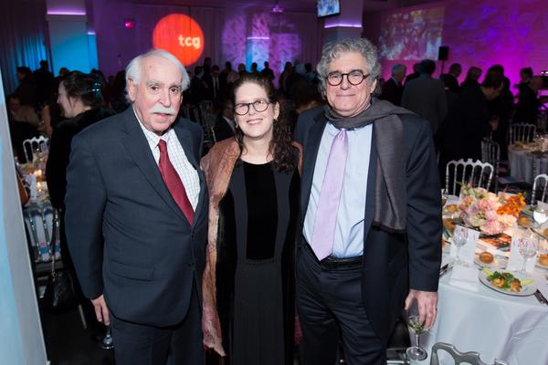 Terry Nemeth, Julie Schaper and Steve Horwitz