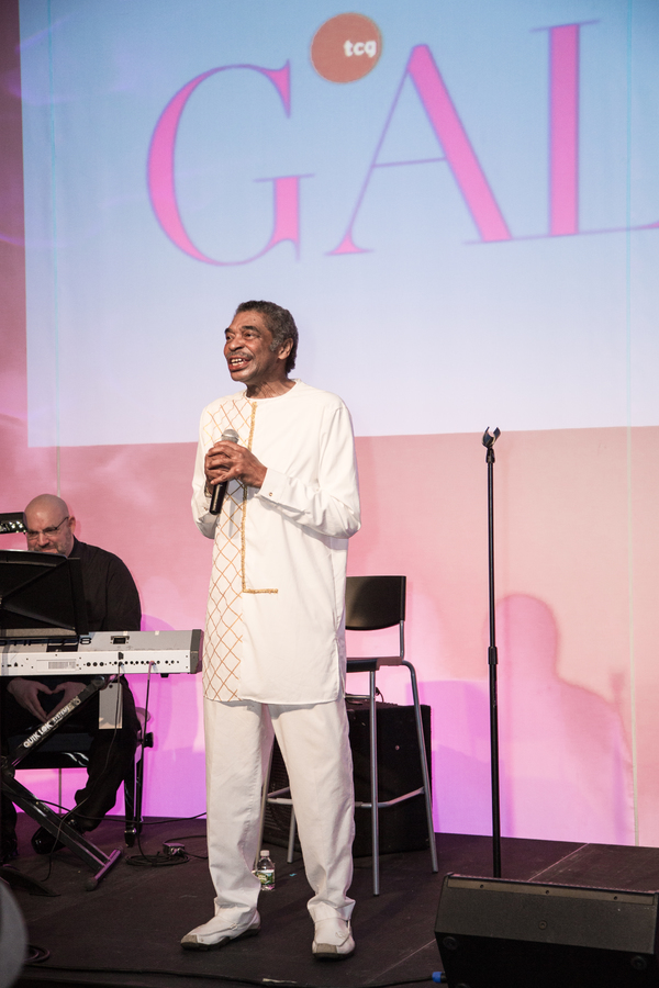 Photo Flash: TCG Fetes WAR PAINT Creative Team at 2017 Gala
