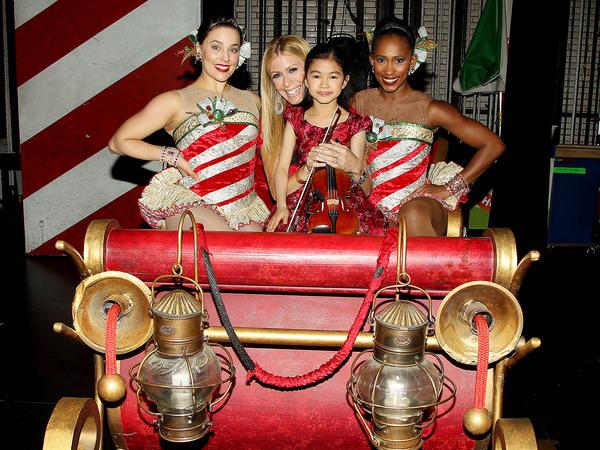 Alison Jantzie, Jill Martin, Zoe Nguyen and Jacie Scott Photo