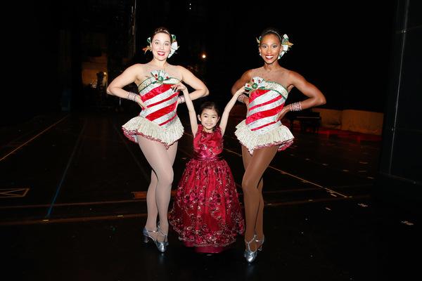 Zoe Nguyen with Alison Jantzie and Jacie Scott Photo
