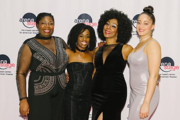 Theresa Cunningham (Sarah), Felicia Curry (Sweet Thing), Harriett D. Foy (Nina Simone) and Toni L. Martin (Sephronia)