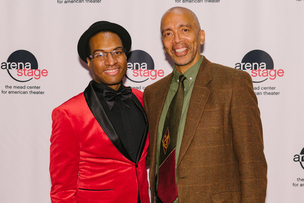 Music Director Darius Smith and Director Timothy Douglas Photo