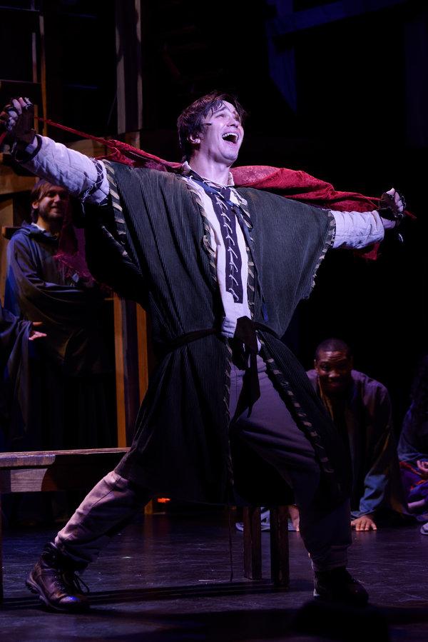 Andrew Keeler as Quasimod