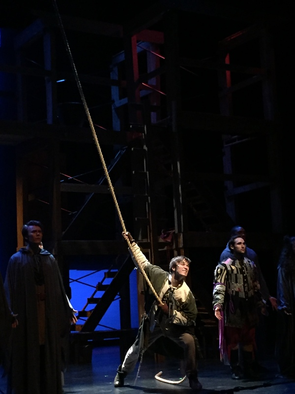 Photo Flash: HUNCHBACK OF NORTE DAME at Lyric Stage