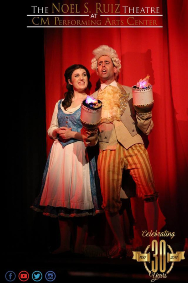 Photo Flash: Disney's BEAUTY AND THE BEAST Comes to Life at The Noel S. Ruiz Theatre