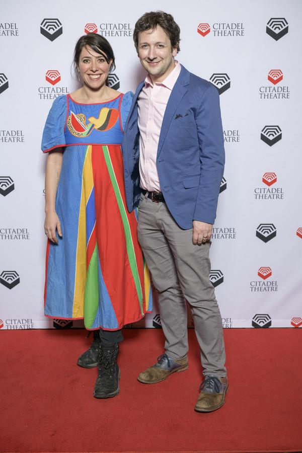 Rachel Chavkin and Bradley King