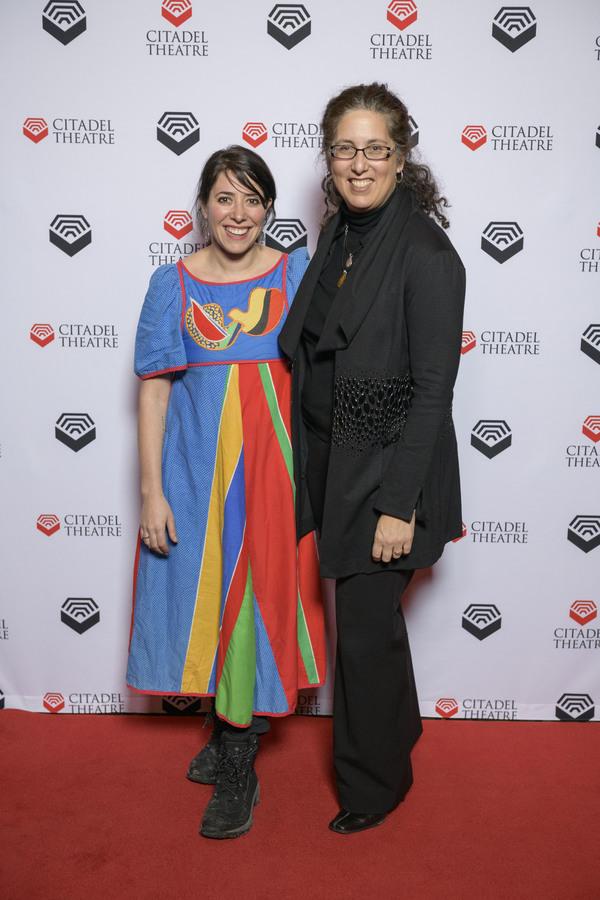 Rachel Chavkin and Mara Isaacs