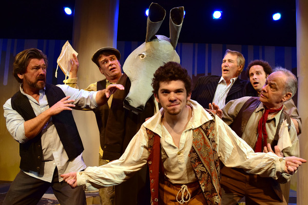 Photo Flash: The Group Rep at Lonny Chapman Theatre Opens A MIDSUMMER NIGHT'S DREAM