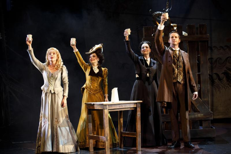 BWW Feature: From Christine to Meg with Mary Michael Patterson of LOVE NEVER DIES