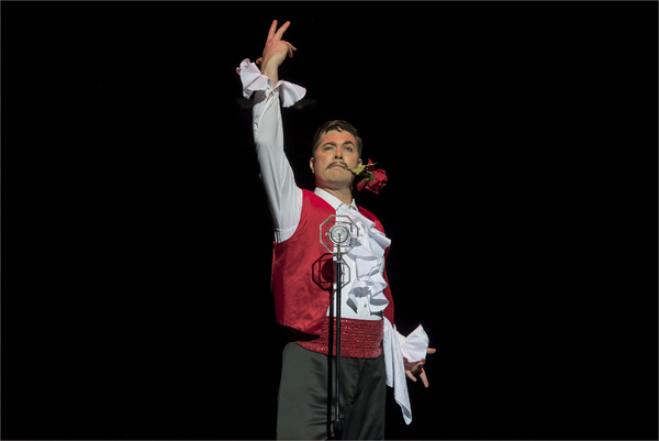 Photo Coverage: Let's Hear it For the Rainbow Tour! International Tour of Hal Prince's EVITA Ready for Cape Town!