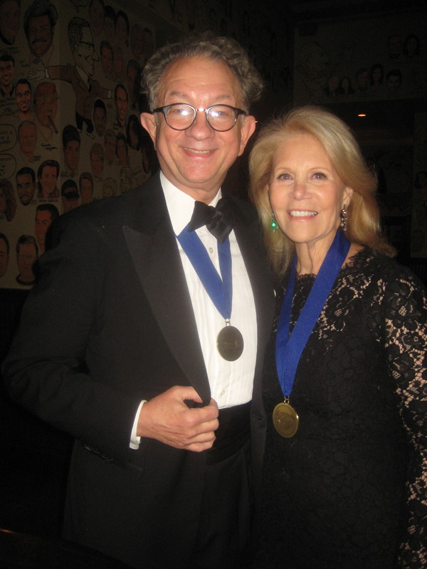 William Ivey Long and Daryl Roth
