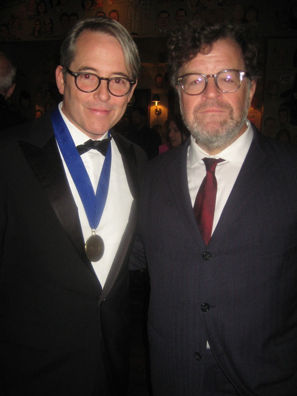 Matthew Broderick & Kenneth Lonergan