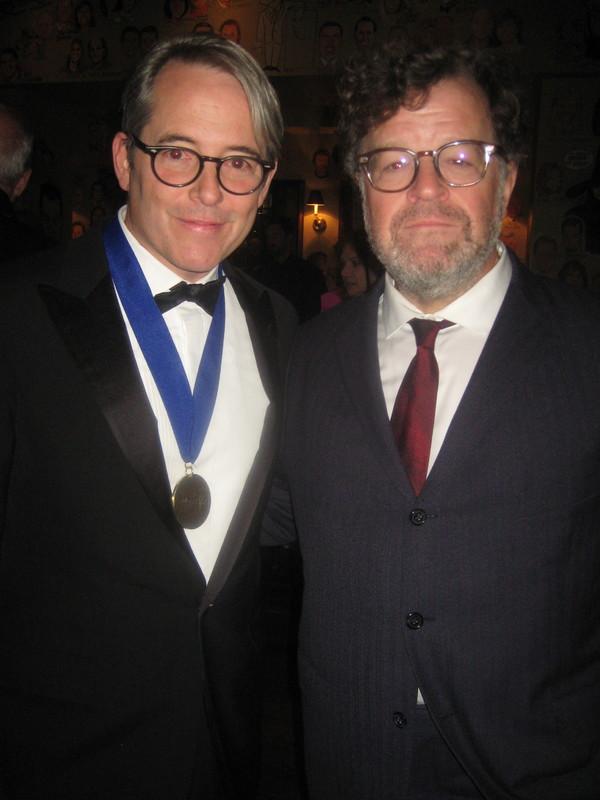 Matthew Broderick & Kenneth Lonergan