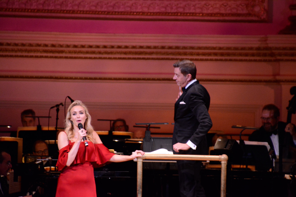 Photo Coverage: New York POPS Feature Betsy Wolfe, Ingrid Michaelson, Sara Bareilles and More in WOMEN OF NOTES
