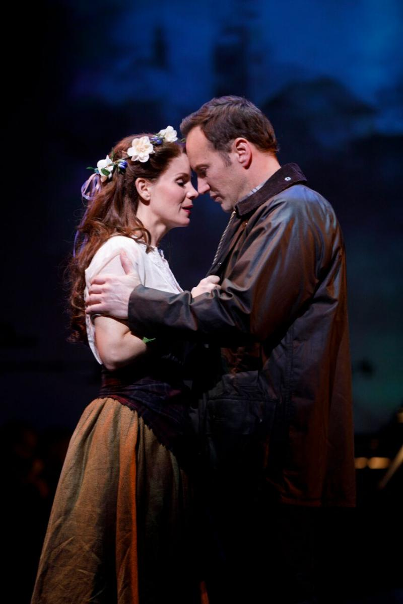 BWW Review:  Christopher Wheeldon Stages a Thrilling City Center Mounting of Lerner and Loewe's Sumptuous BRIGADOON