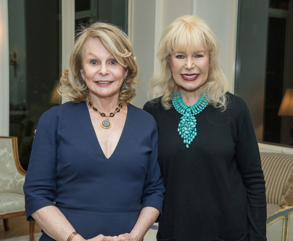 Photo Flash: Loretta Swit Joins NATAS in Support of Future Generations