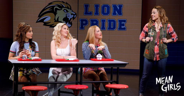 Photo Flash: It's Like We Have ESPN or Something! First Look at MEAN GIRLS