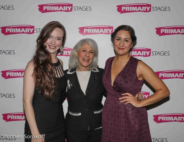Amelia Pedlow, Jamie deRoy, Kimberly Chatterjee Photo