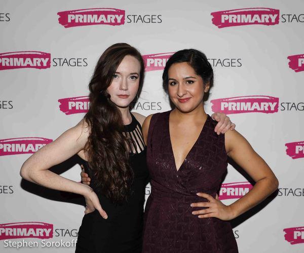 Amelia Pedlow & Kimberly Chatterjee