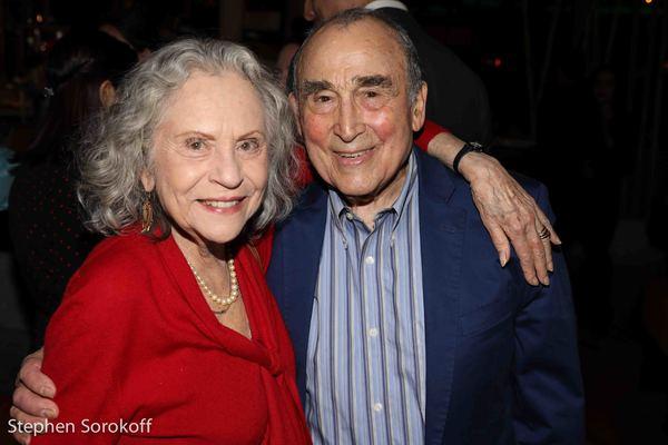 Anita Kael & Morton Wolkowitz