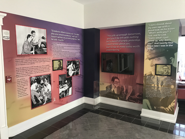 Photos: Sneak Peek - Songbook Foundation Exhibit Examines MUSIC MAN Creator Meredith Wilson