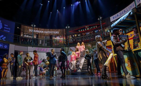 Photo Flash: On Wednesdays We Wear Pink! First Look at Broadway-Bound MEAN GIRLS in D.C.