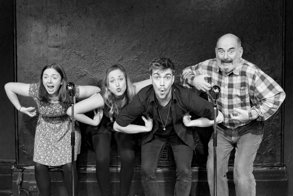 Photo Flash: First Look at UK Premiere of MIRACLE ON 34TH STREET at Bridge House Theatre