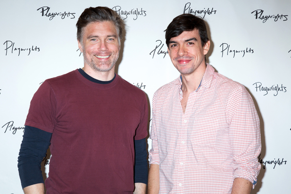 Anson Mount, Bobby Moreno Photo
