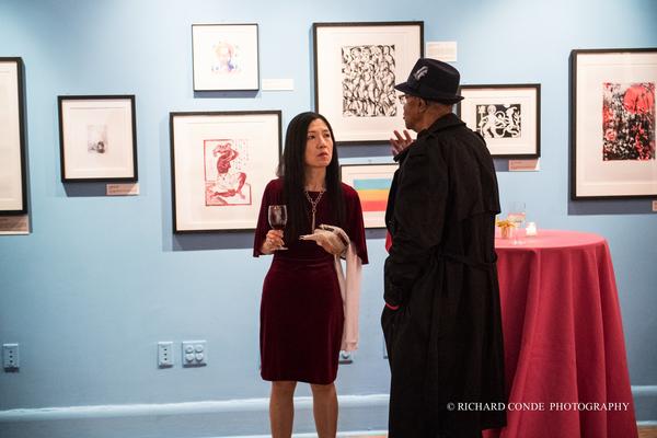 Photo Flash: National Jazz Museum Hosts 'Uptown in Autumn' Benefit