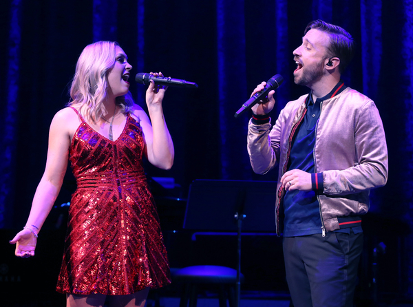 Evynne Hollens and Peter Hollens Photo