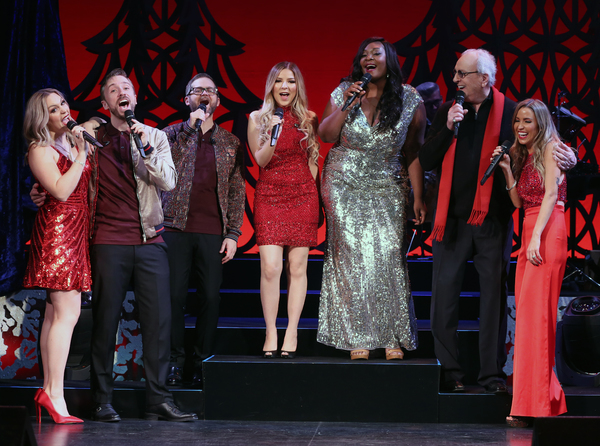 Evynne Hollens, Peter Hollens, Josh Kaufman, Bianca Ryan, Candice Glover, Danny Aiell Photo