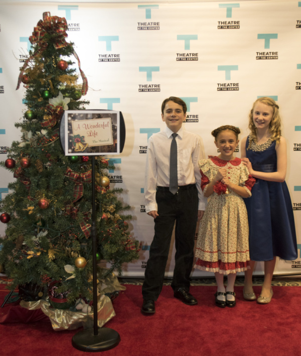 Photo Flash: A WONDERFUL LIFE Celebrates Opening Night at Theatre At The Center