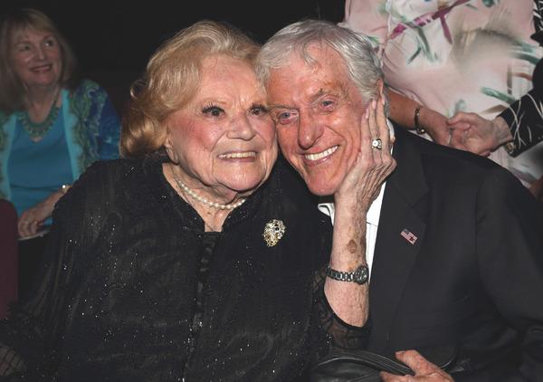 Roe Marie and Dick Van Dyke