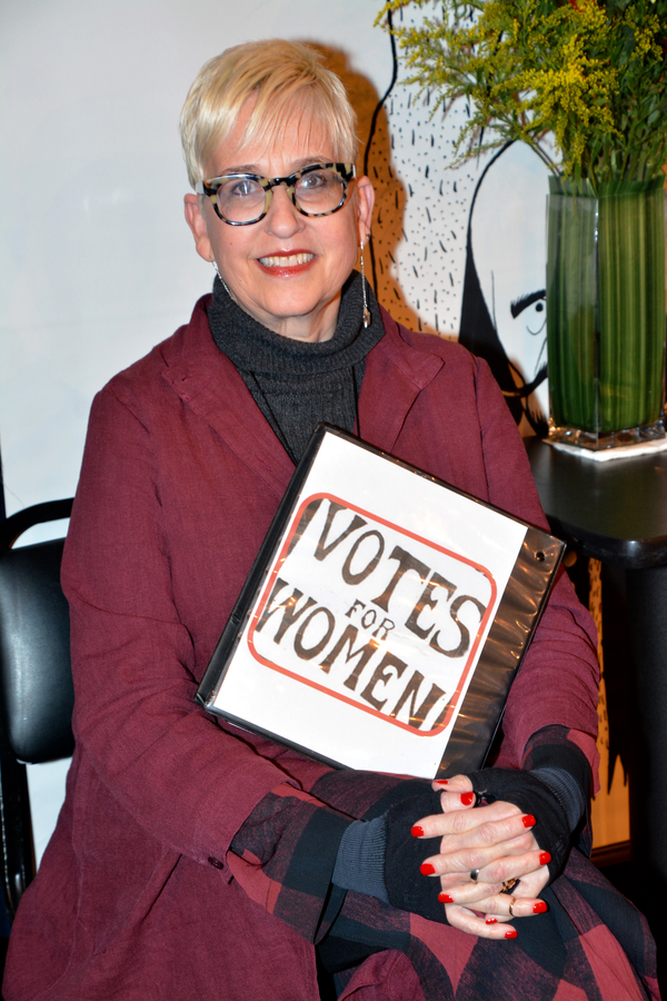 Photo Coverage: Gingold Theatrical Group's Project Shaw Presents-VOTES FOR WOMEN