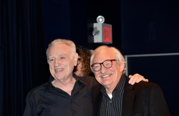 Ed Dixon and Tim Jerome